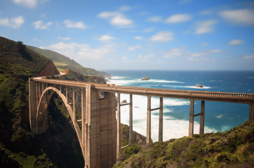 Scenic Drives Near Monterey, CA To Beat the Summer Heat
