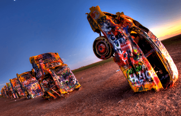 Cadillac Ranch | E-Newsletter June 2015