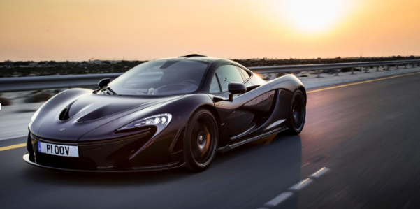 Who in the world would pay more than $1,000,000 for a sports car: McLaren in the spotlight.